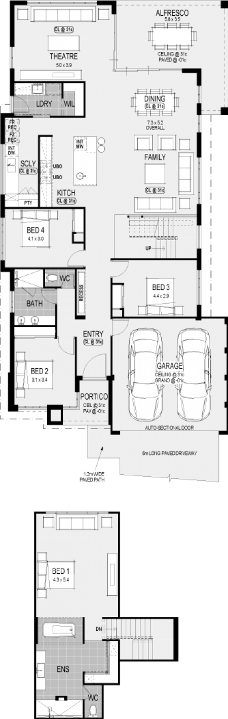 Home group wa house plans home design and style for Washington house plans
