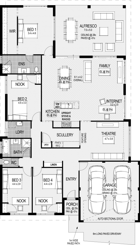 Group Home Designs