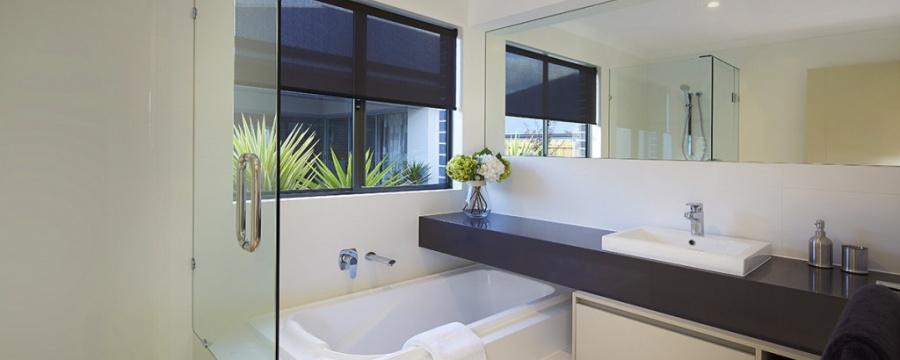 Display homes home group wa Bathroom decor tiles edgewater wa