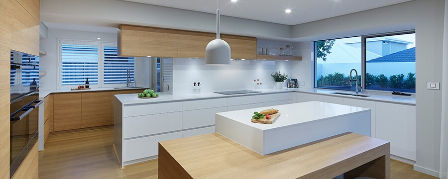 Display homes home group wa for Display home kitchen gallery